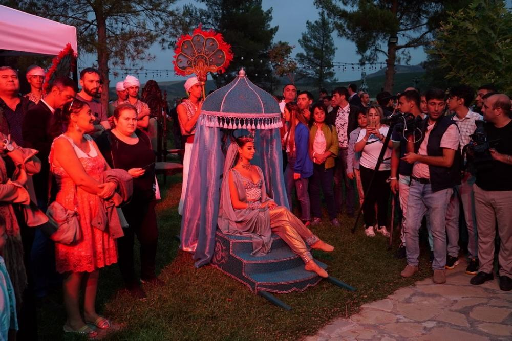 First Grape and Wine Festival opens in Azerbaijan's Shamakhi district (PHOTO) - Gallery Image