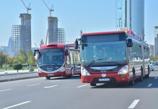 Azerbaijan's BakuBus LLC opens tender to repair vehicles