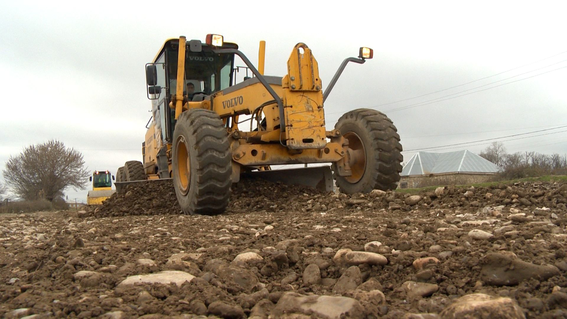Large-scale reconstruction of road infrastructure underway in Azerbaijani districts (PHOTO) - Gallery Image