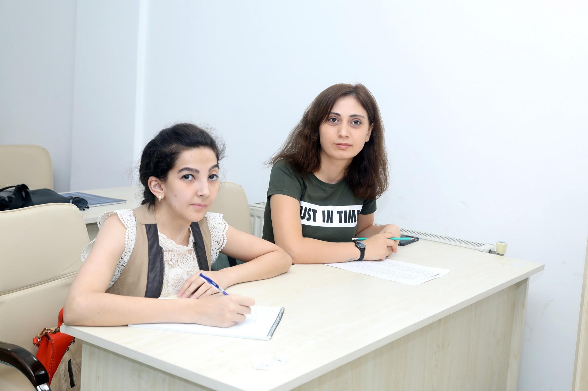 В Азербайджане реализуется программа по повышению занятости инвалидов (ФОТО) - Gallery Image
