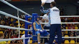 Azərbaycan boksçusu Avropa çempionatında 1/8 finala yüksəlib (FOTO) - Gallery Thumbnail