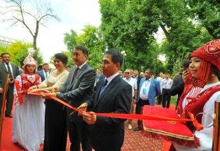 В Кыргызском Оше открылась выставка товаров провинции Гуандун