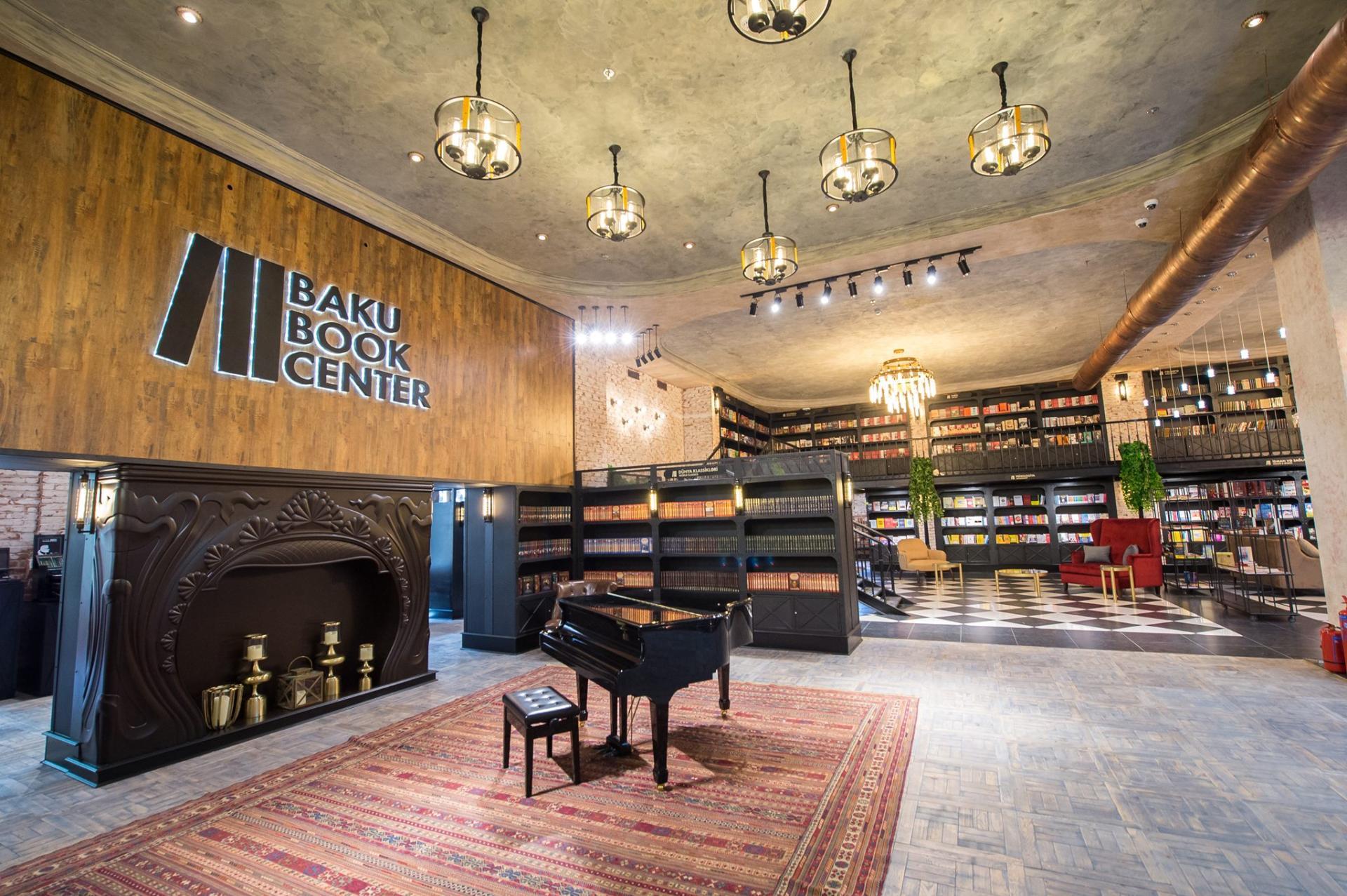 Названы самые продаваемые книги в Азербайджане - Baku Book Center