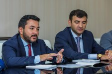 OIC Youth Forum and Azerbaijan's SME Development Agency discuss potential projects (PHOTO) - Gallery Thumbnail