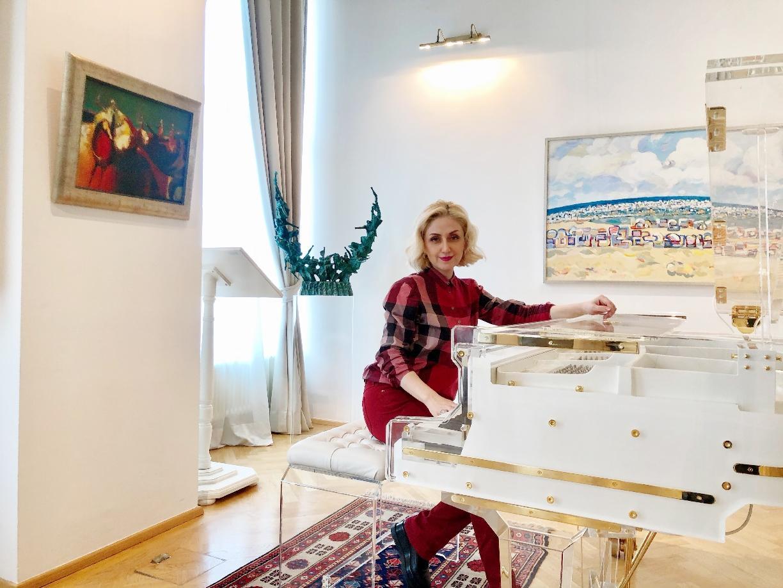 Коллекция Гюльнары Халиловой в Австрии вызвала большой интерес (ФОТО) - Gallery Image