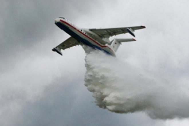 Turkey to use Russian aircraft to extinguish forest fires