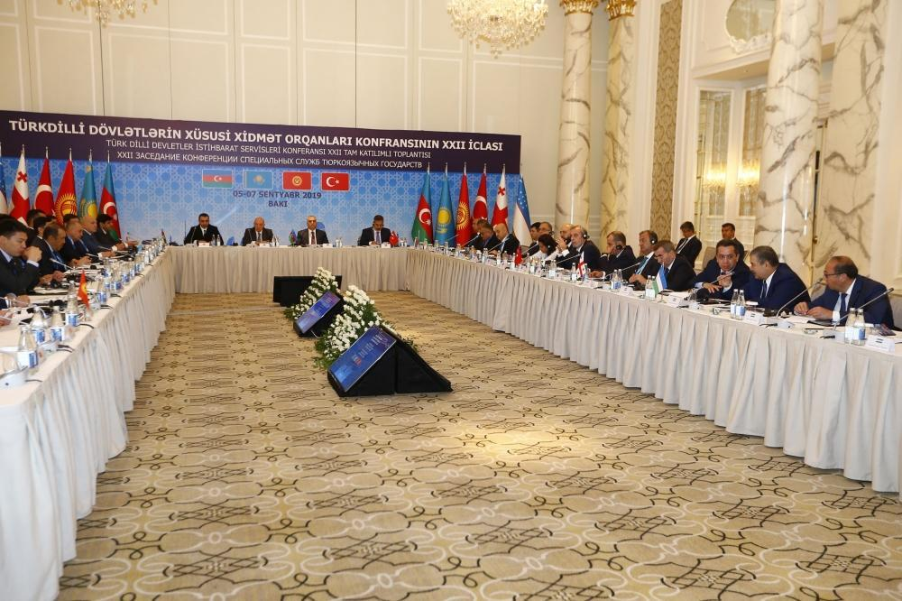 Conference of Special Service Bodies is important in terms of threat prevention at global level: Arzu Naghiyev