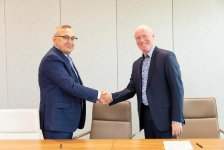 Shah Deniz gas sales contract partially transferred from ENGIE to Shell (PHOTO) - Gallery Thumbnail