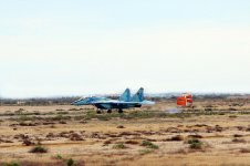Flights carried out during TurAz Qartali-2019 exercises in Azerbaijan (PHOTO/VIDEO) - Gallery Thumbnail