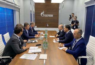 Ministry: Azerbaijan, Russia discuss energy co-op (PHOTO)