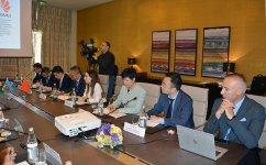 """DGK və """"Huawei Tech. Azerbaijan"""" əməkdaşlığa dair niyyət protokolu imzalayıb (FOTO) - Gallery Thumbnail"""