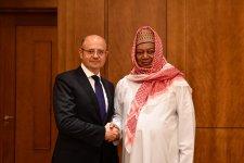 Азербайджан и Россия обсудили сотрудничество в сфере энергетики - министерство (ФОТО) - Gallery Thumbnail