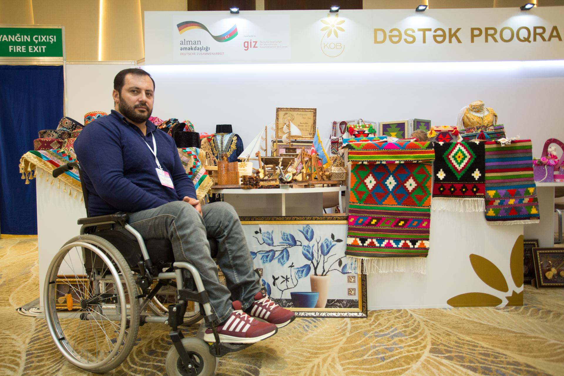 Handicraft products of SMEs showcased in Baku (PHOTO) - Gallery Image
