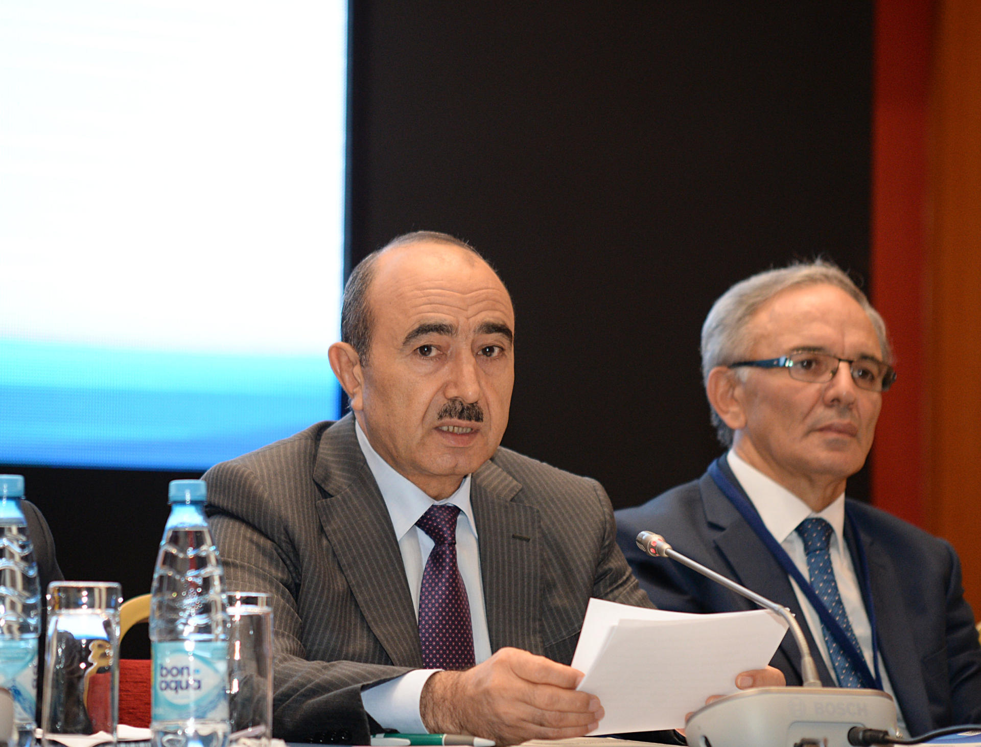 Annual meeting of World Association of Press Councils starts in Baku (PHOTO) - Gallery Image