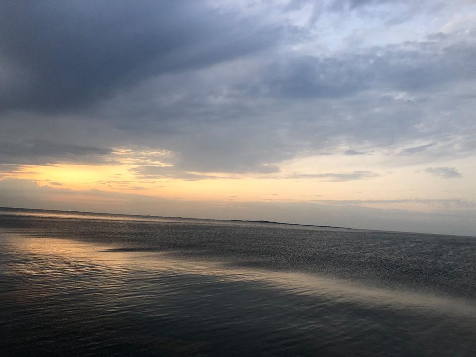 Осенний восход над Бакинской бухтой – красота неимоверная (ВИДЕО, ФОТО) - Gallery Image
