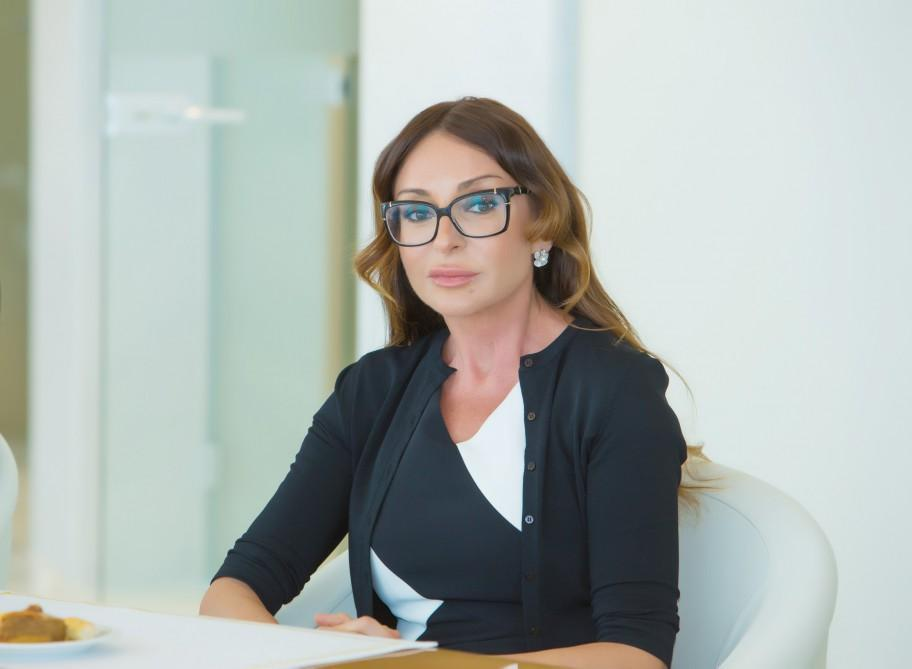 First Vice-President Mehriban Aliyeva expresses gratitude for congratulations on her birthday