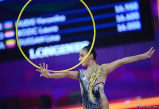 Azerbaijan determines national gymnastics team for Euro cup in Ukraine
