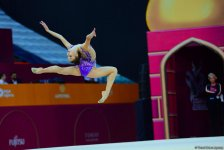 В Национальной арене гимнастики продолжаются соревнования Чемпионата мира (ФОТО) - Gallery Thumbnail