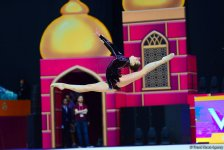 Performance results of Azerbaijani gymnasts at World Championships in Baku (PHOTO) - Gallery Thumbnail