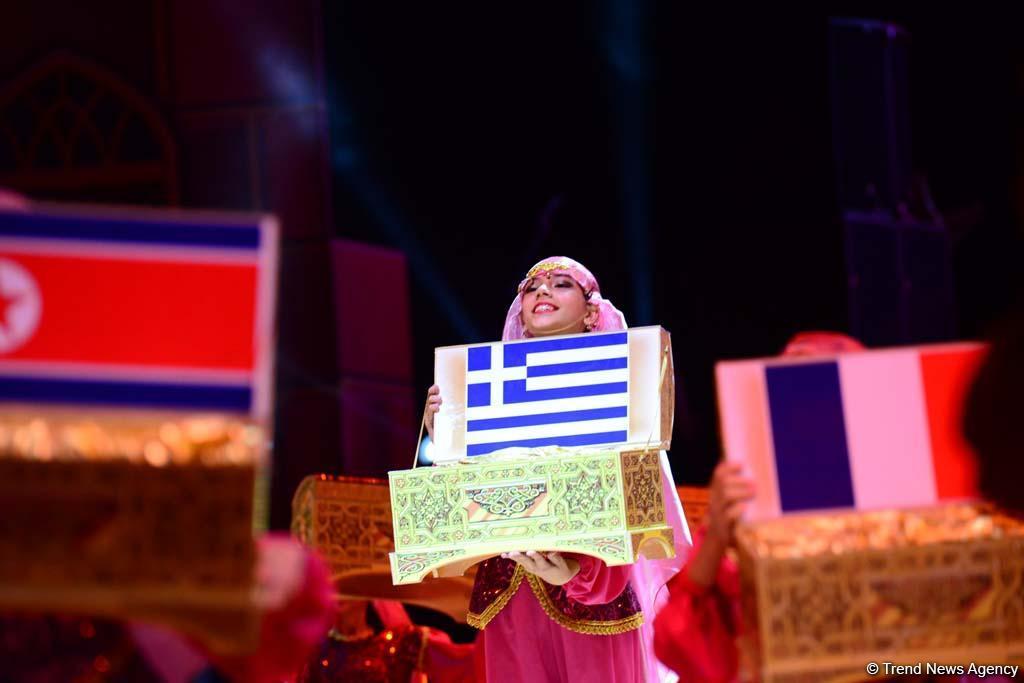 Феерическая церемония торжественного открытия 37-го Чемпионата мира по художественной гимнастике в Баку (ФОТО/ВИДЕО) - Gallery Image