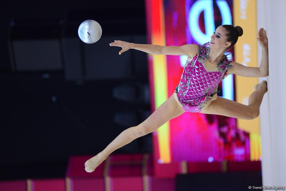 В Национальной арене гимнастики продолжаются соревнования Чемпионата мира (ФОТО) - Gallery Image