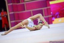 В Баку стартовали финалы 37-го Чемпионата мира по художественной гимнастике (ФОТО) - Gallery Thumbnail