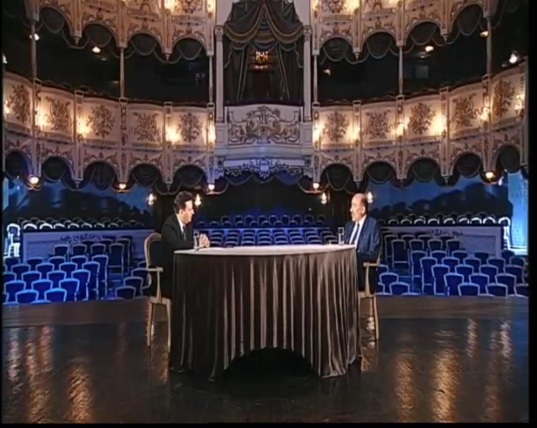 Министр культуры Абульфас Гараев стал первым гостем  передачи Рамиля Гасымова (ВИДЕО)