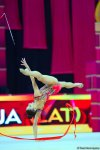 Competitions of 37th Rhythmic Gymnastics World Championships underway in Baku (PHOTO) - Gallery Thumbnail