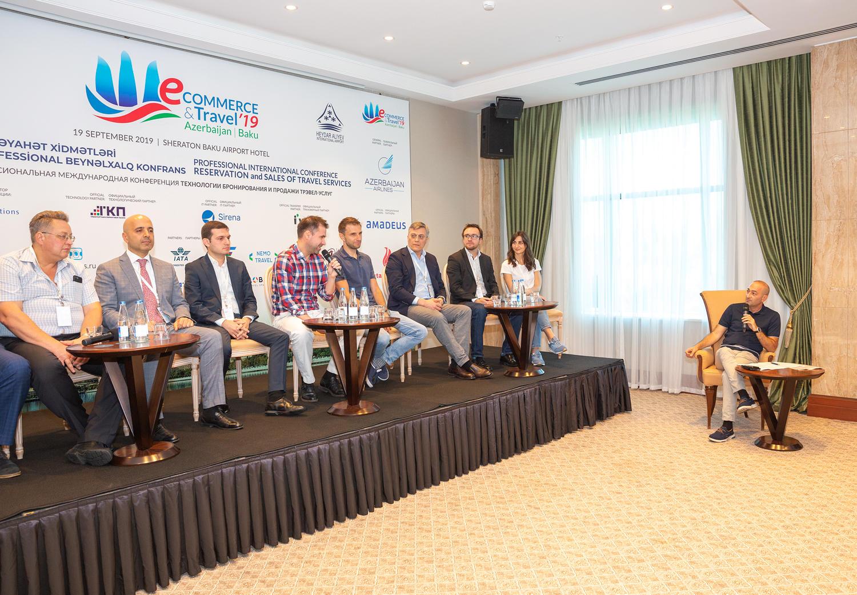 При поддержке AZAL в Баку прошла крупная конференция «E-Commerce & Travel – 2019» (ФОТО)