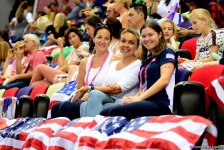 Rhythmic Gymnastics World Championships in Baku – holiday for spectators (PHOTO) - Gallery Thumbnail