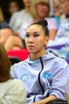 Bakıda bədii gimnastika üzrə dünya çempionatı azarkeşlər üçün bayramdır (FOTO) - Gallery Thumbnail