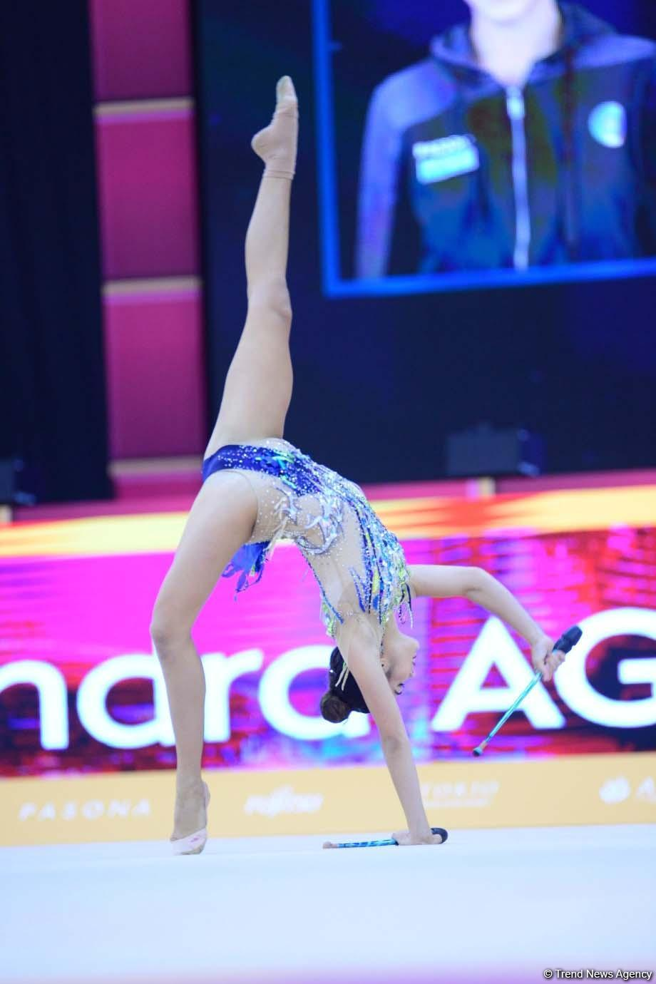 Finals of 37th Rhythmic Gymnastics World Championships kick off in Baku (PHOTO) - Gallery Image