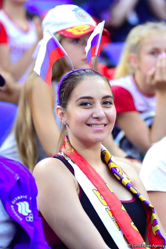Чемпионат мира по художественной гимнастике в Баку – праздник для зрителей (ФОТО) - Gallery Image