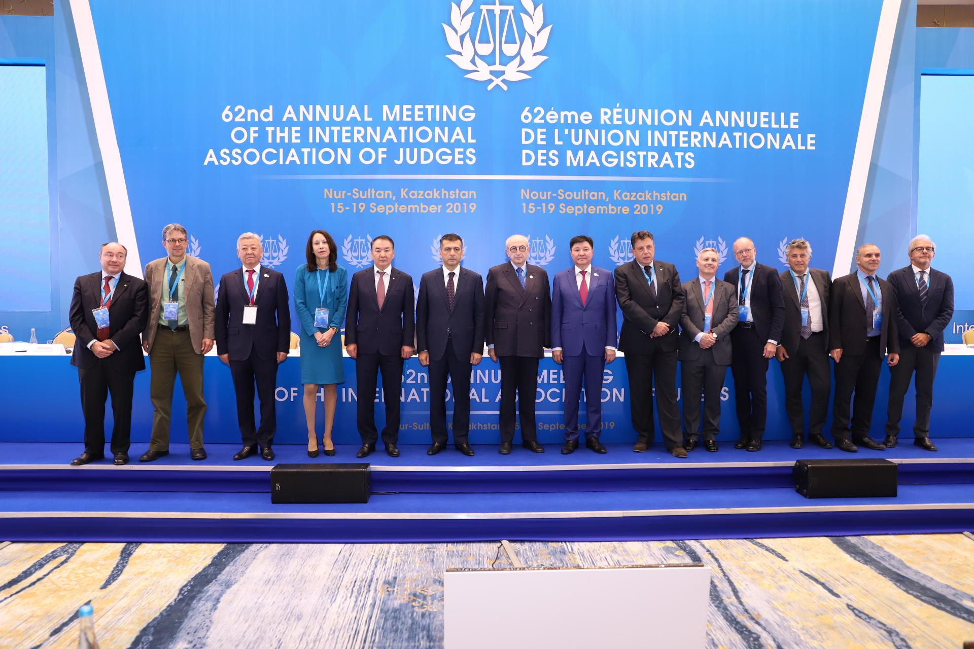 Meetings of 2 influential int'l judicial associations in Kazakhstan (PHOTO) - Gallery Image