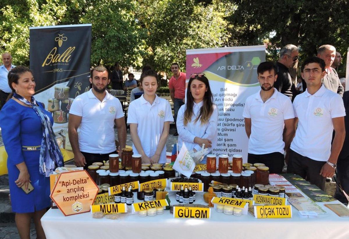 В Гахе прошел Фестиваль меда. Экология на страже здоровья семьи (ФОТО) - Gallery Image