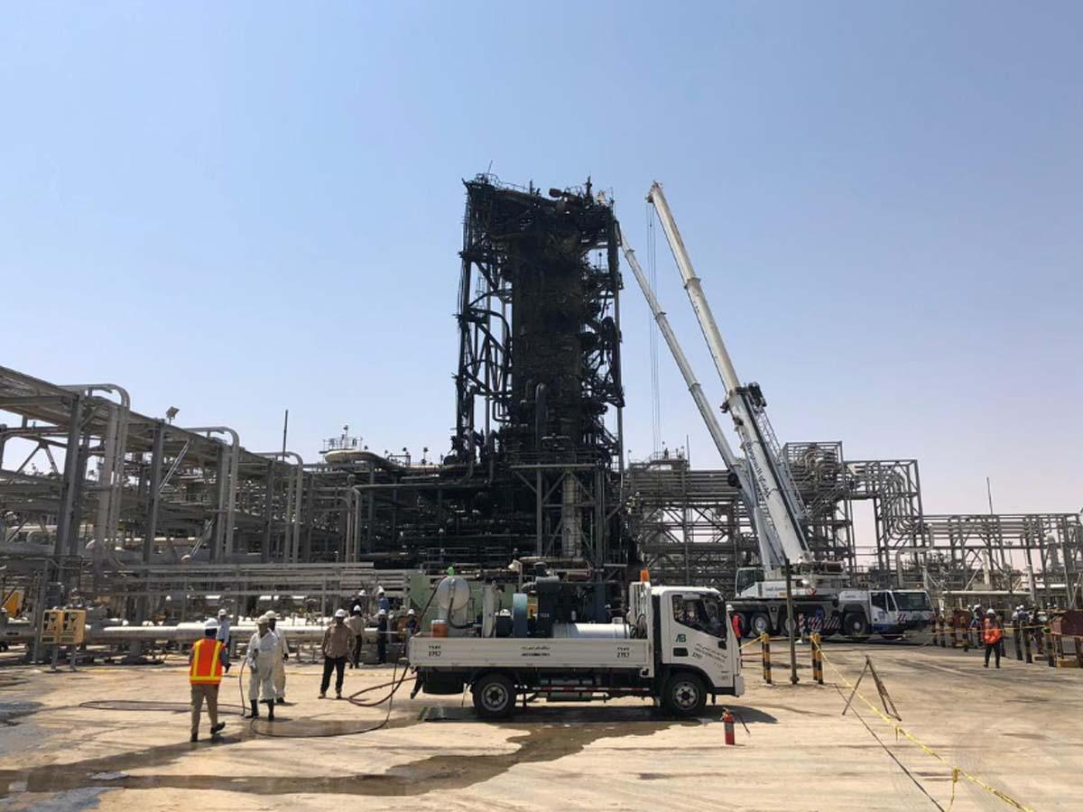 Saudi Aramco confident full output from Khurais to resume by end of September