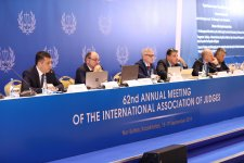 Meetings of 2 influential int'l judicial associations in Kazakhstan (PHOTO) - Gallery Thumbnail