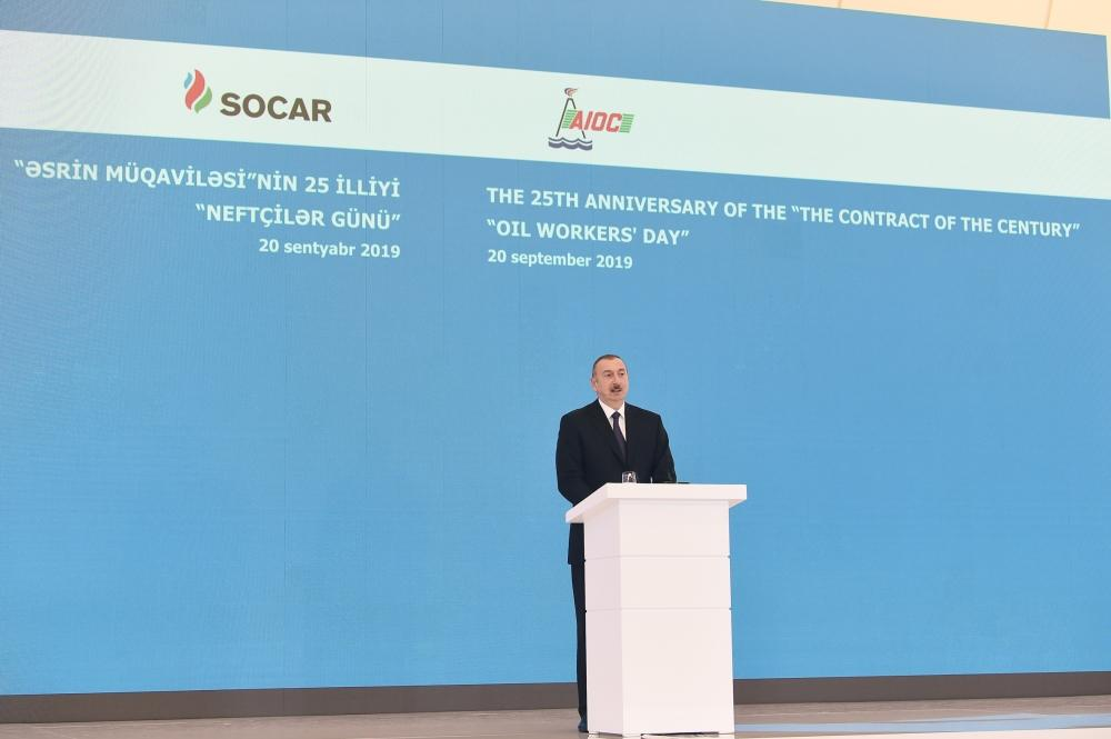 President Aliyev: In today's successful development of Azerbaijan, we see manifestation of steps taken precisely in those years