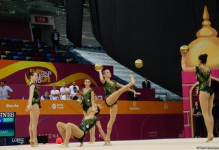 Azerbaijani team in group exercises: We knew why we worked all year