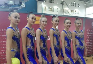 Gymnasts from Kazakhstan came to World Championships in Baku with fighting spirit