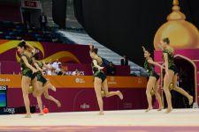 Azərbaycanın qrup komandası Olimpiya Oyunları-2020 üçün  lisenziya qazanıb (FOTO) - Gallery Thumbnail