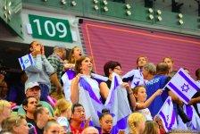 Bakıda keçirilən bədii gimnastika üzrə dünya çempionatından ən maraqlı anlar (FOTO) - Gallery Thumbnail