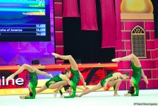 Day 6 of competitions in 37th Rhythmic Gymnastics World Championships kicks off in Baku (PHOTO) - Gallery Thumbnail