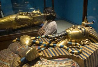Egypt will bring a royal mummy to Expo 2020 in Dubai