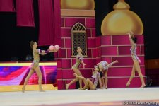 Final day of World Championships competitions kicks off in Baku's National Gymnastics Arena (PHOTO) - Gallery Thumbnail