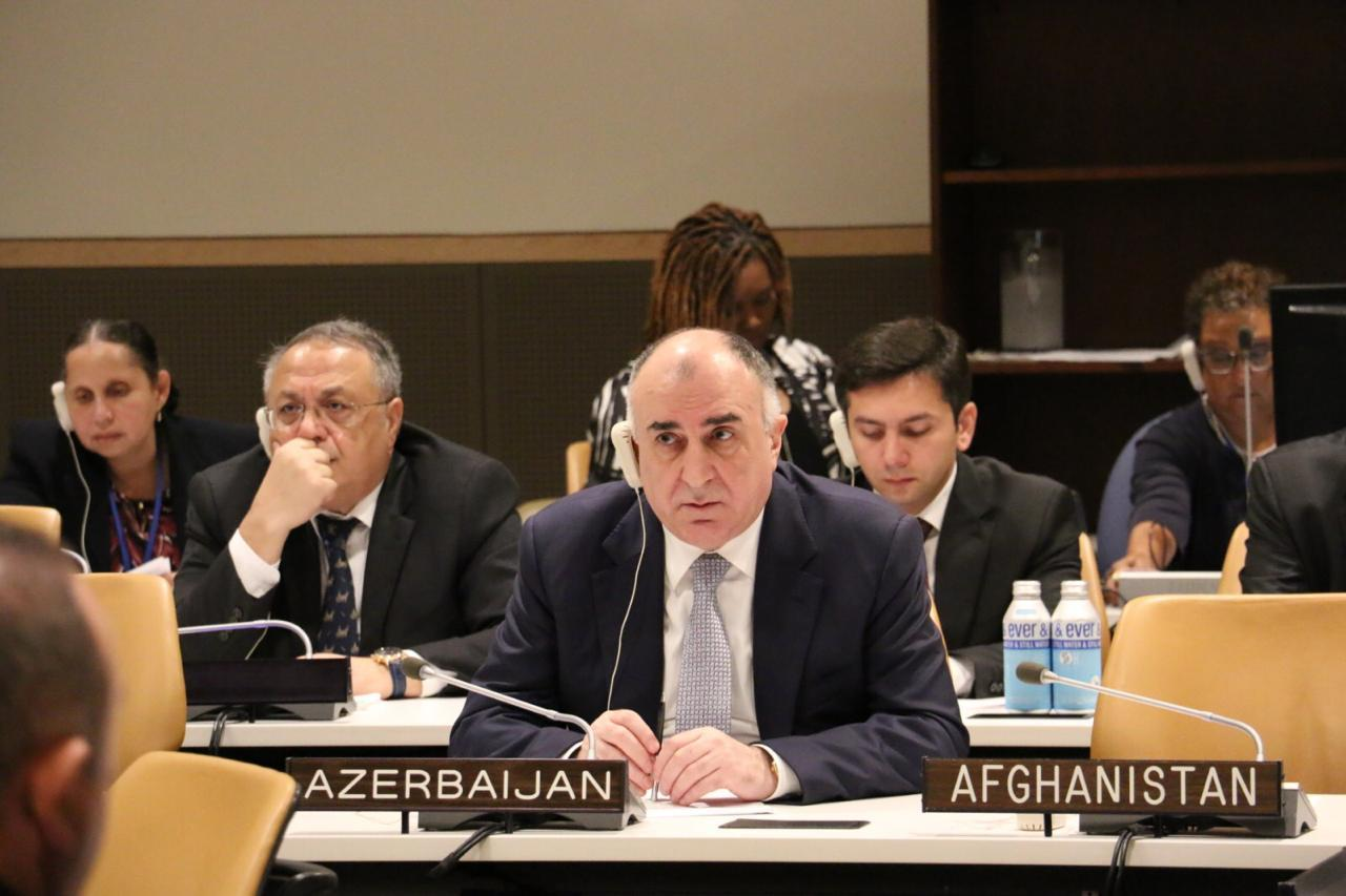 Azerbaijani FM: Recent statements by Armenian gov't prove that it continues irresponsible path to blatantly violate int'l law