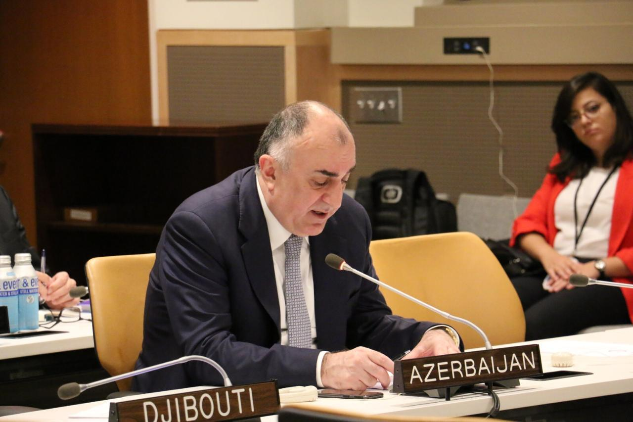 Azerbaijani FM: Recent statements by Armenian gov't prove that it continues irresponsible path to blatantly violate int'l law - Gallery Image