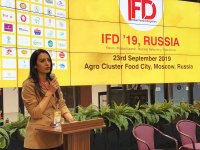 Azerbaijan takes part in forum of Indian food producers (PHOTO) - Gallery Thumbnail