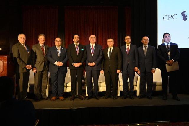 В Нью-Йорке состоялся второй Каспийский бизнес-форум (ФОТО)