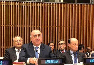 Elmar Mammadyarov attends 43rd meeting of Group of 77 (PHOTO)
